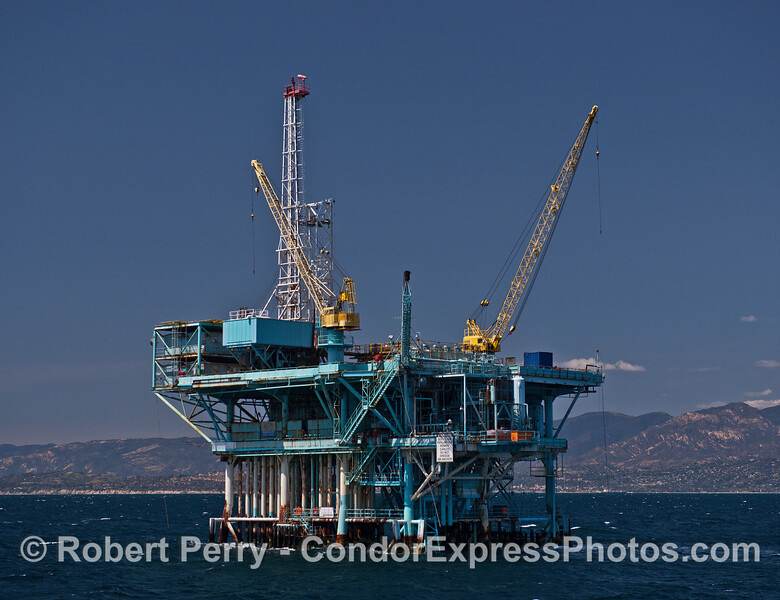 Offshore oil and gas platform B