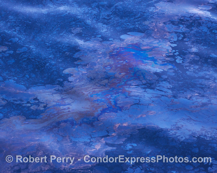 abstract ocean surface