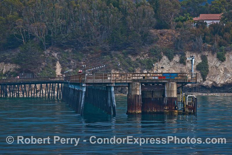 Ellwood Pier