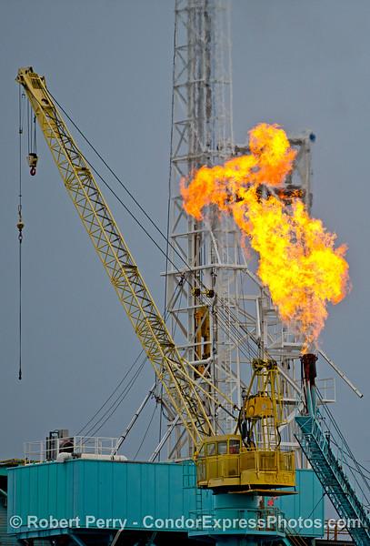 gas flame Platform Bravo 2015 06-09 SB Channel-012