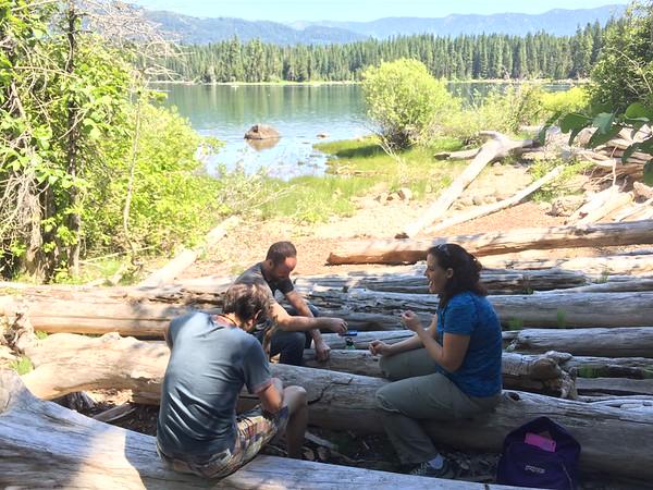 2015-06-21 Lake Wenatchee Cousins Weekend