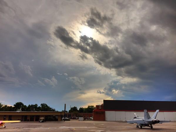 2015-07-01 Flights to San Antonio