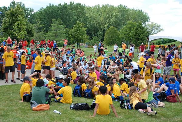 2015-07-22 Park District Teen Olympics