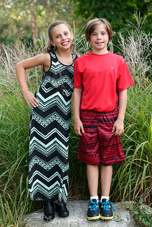 2015-09-02 - First Day of 4th Grade