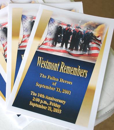 2015-09-11 Patriot Day Ceremony