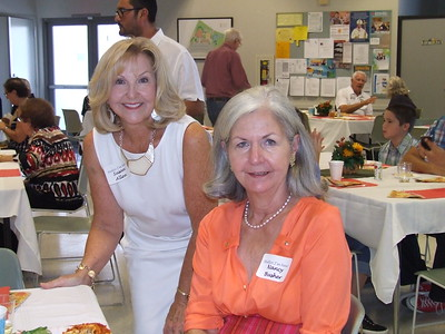 2015-0920 New Member Reception