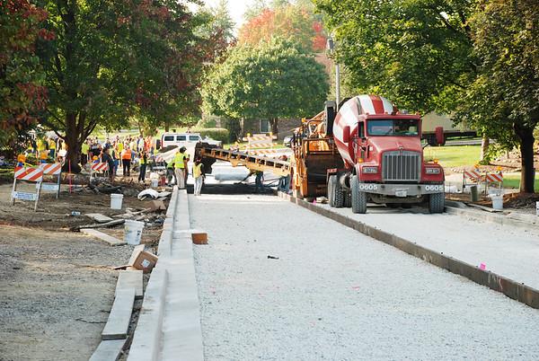 2015-10-08 - Westmont Pervious Concrete Road Presentation