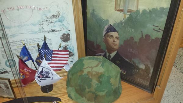 2015-10-29 Veterans Day Display