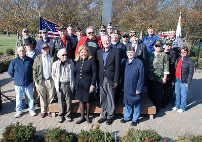 2015-11-11 Veterans Day Ceremony