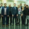 Members of the EEA EFTA Forum at the meeting in Brussels, 16-17 November 2015