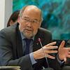 Mr Svein Roald Hansen, MP Labour Party, Norway