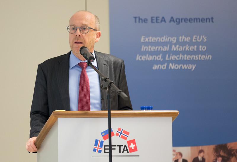 Mr Dag W. Holter, EFTA Deputy Secretary-General