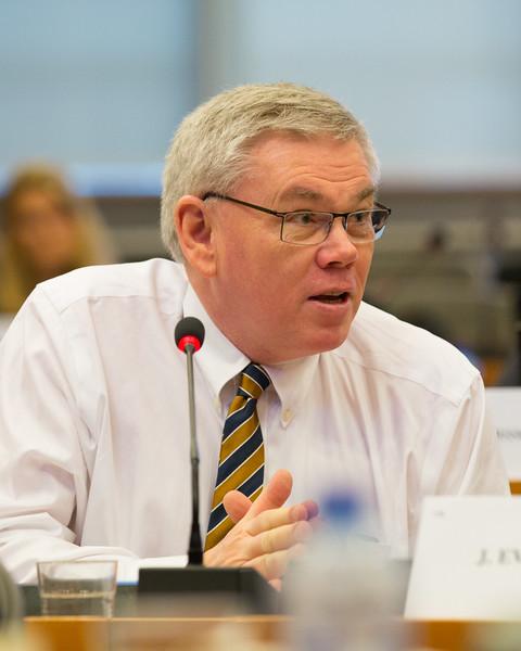 Mr Vilhjálmur Bjarnason, Member of the Icelandic Parliament