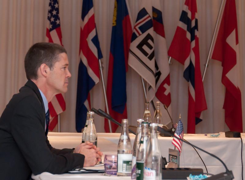 Mr Michael Punke, Deputy U.S. Trade Representative and U.S. Ambassador and Permanent Representative to the WTO