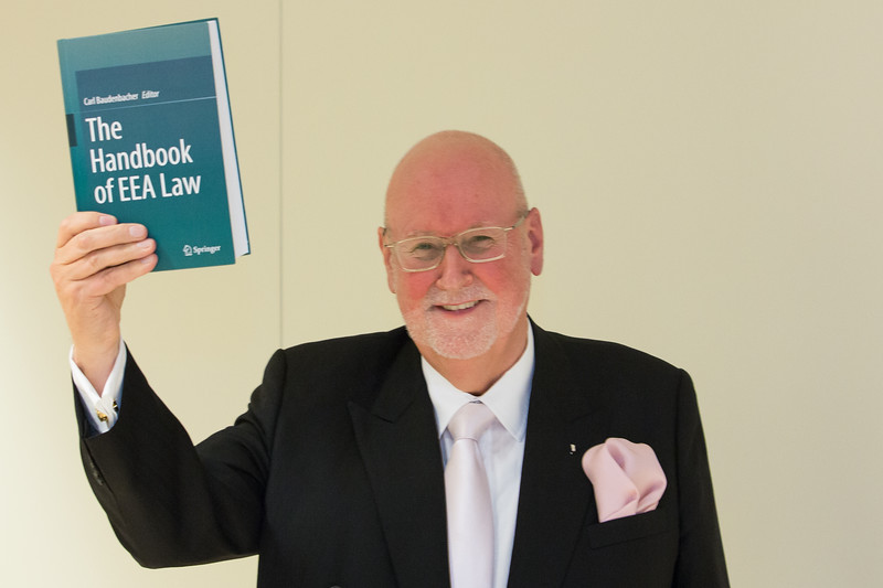 Carl Baudenbacher, President of the EFTA Court