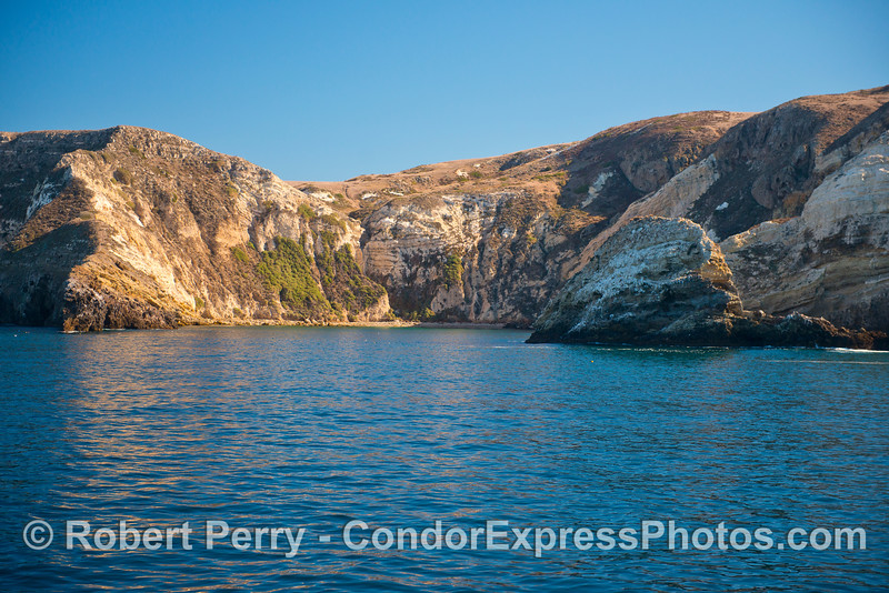 Potato Harbor, Santa Cruz Island.