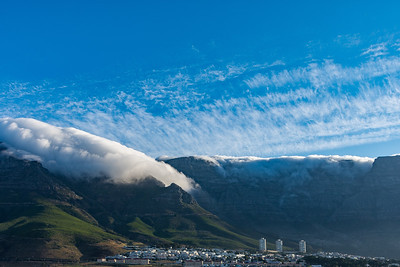 The Clouds of Table Mountain