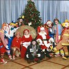 Fun n' Frolic and Santa Claus at the Egypt Shrine Combined Children's Christmas Party - December 20th, 2015