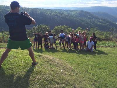 2015 Adv Trip - FCD & PPHS (HS Students)