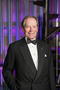 Alumni Award of Merit honoree John R. Rockwell, W'64, WG'66
