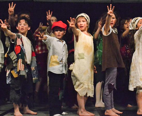 Barnard Academy's Broadway Review