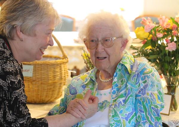 Ellen Booth, 100 Years Old