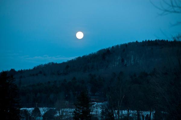 Full Moon, April 2015