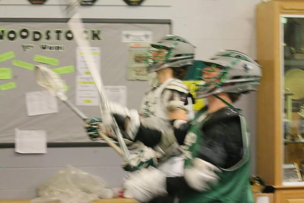 WUHS Boys Lacrosse, Preseason Practice, 2015