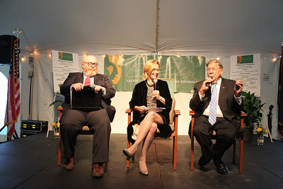 Richard Norton Smith and John Sununu were interviewed on stage by our chairman, Amity Shlaes