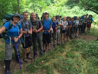 2015 BKPK (App Trail) - Landry Academy