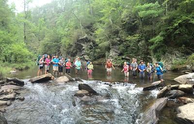 2015 BKPK (Jacks River Trail) - Landry Academy