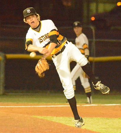 Baseball vs Spruce Creek 2/25/2015