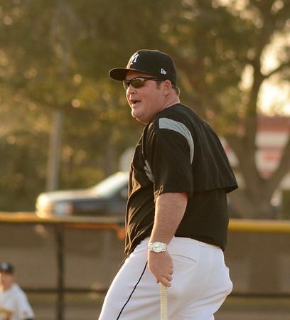 JV Baseball vs Eau Gallie 2/16/2015