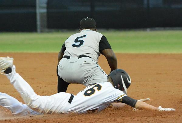 JV Baseball vs the rock 2/26/2015