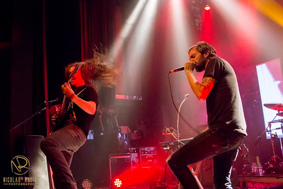 Between the Buried and Me - Club Soda (Montreal)