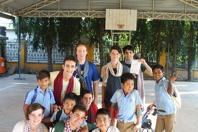 Cambodia Immersion 2015
