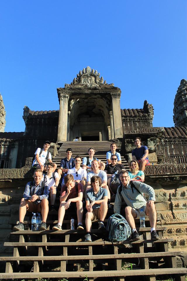 Cambodia Immersion 2015