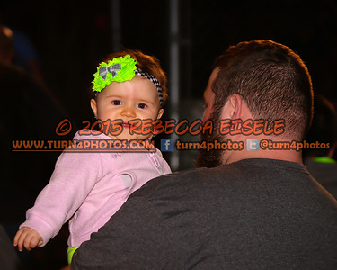 Olivia with Daddy