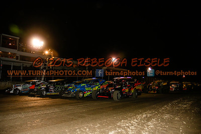 4 Wide Sportsman Start