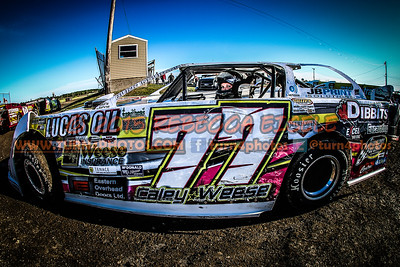Weese Caley Pit Row 2015
