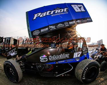 Barney Pit row 2015