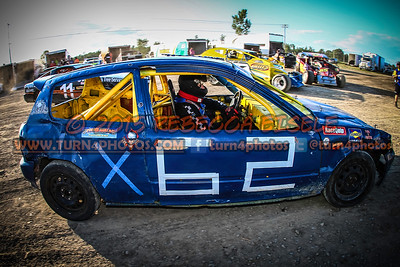 Sullivan, Dave Pit row 2015