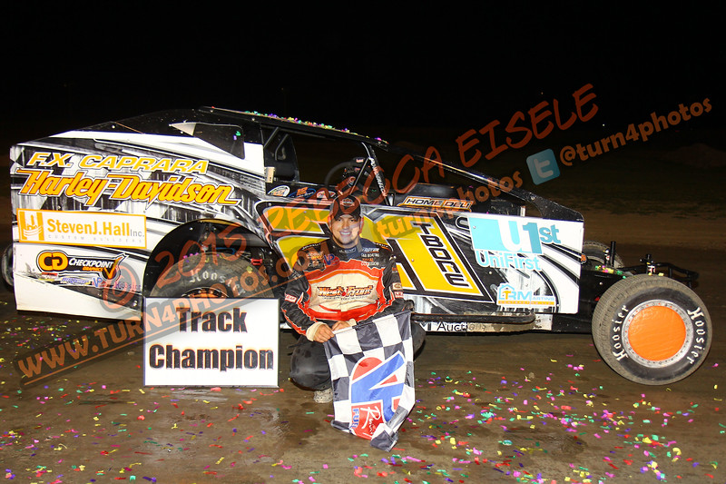 Caprara Taylor 2015 Track champ