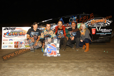 Evoy, Dylan sportsman may 1 feature winner - 3