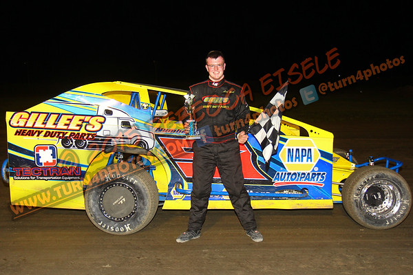 Gill, Rylee Dash for Cash August 21 Win - 1