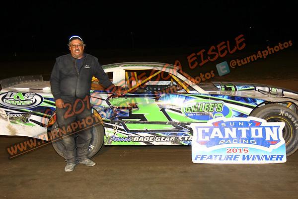 Dusckas Rick TI Series Winner - 1