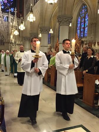 2015 Catholic Religious Emblem Ceremony