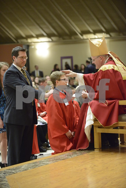 St. Joseph Downers Grove Confirmation