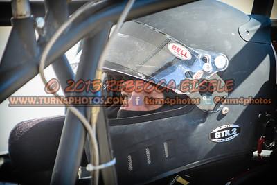 Paul Pekkonon in car  (1 of 1)