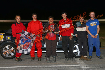Junior Stock Drivers Group Photo June 20